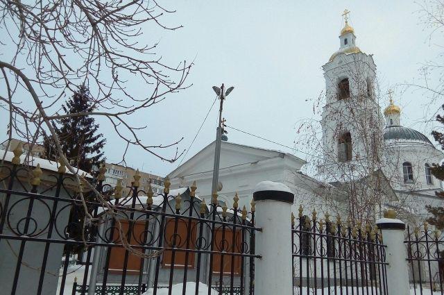 В Оренбурге проходит просветительская акция.