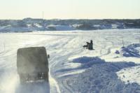 Зимник «Салехард-Надым» открыт для движения транспорта