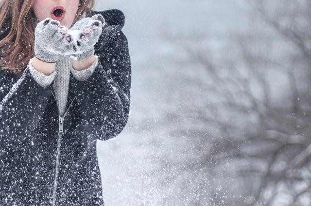 На предстоящей неделе в Оренбуржье будет морозно и ветрено.