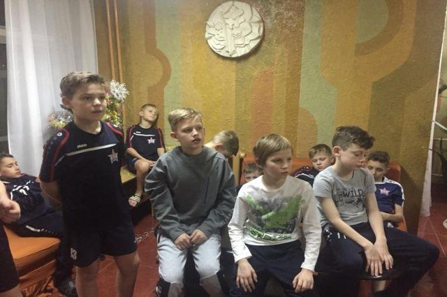 Юниоры «СКА-Хабаровск» выиграли рождественский турнир в Благовещенске.