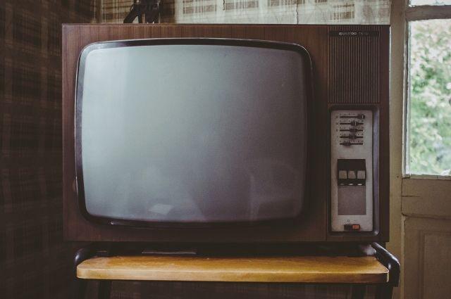 В Оренбурге проводятся технические работы на телевидении.