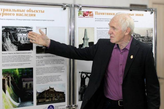 Юрий Латышев объехал всю область, чтобы сделать фотографии памятников культурного наследия.