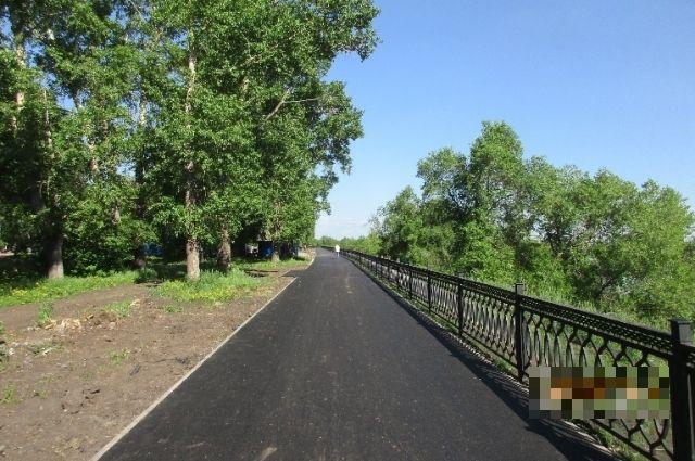 В 2018 году по федеральному проекту была проведена реновация набережной в Кировском районе, а также сквера «Орбита» и центральной части бульвара Строителей.