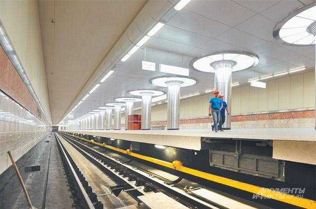 Высокий темп. В Москве реализуется масштабная программа строительства метро