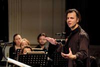 18 января Теодор Курентзис и оркестр MusicAeterna провели репетицию в ДК Солдатова.