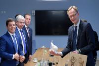Губернатор Ямала с рабочим визитом посетил Финляндию