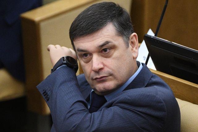 Депутат Государственной Думы РФ Адальби Шхагошев