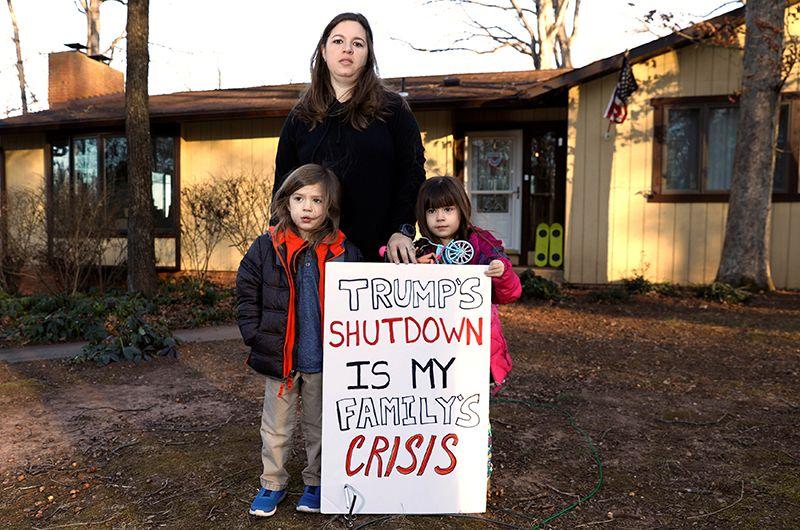 «Шатдаун Трампа - кризис моей семьи».