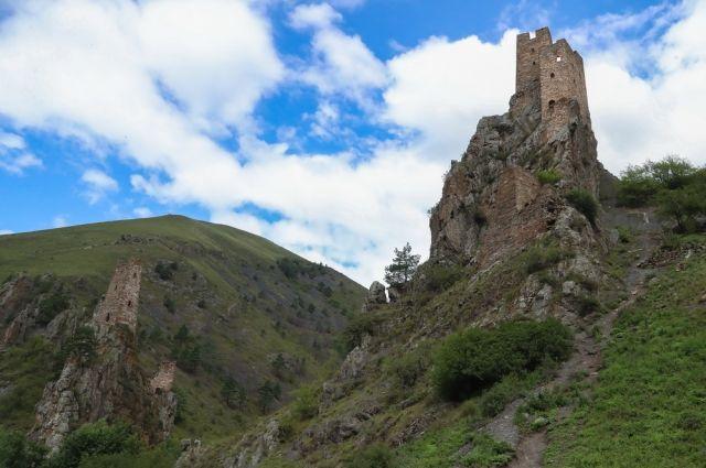 Чистый горный воздух Кавказа многие считают главным секретом долгой жизни.