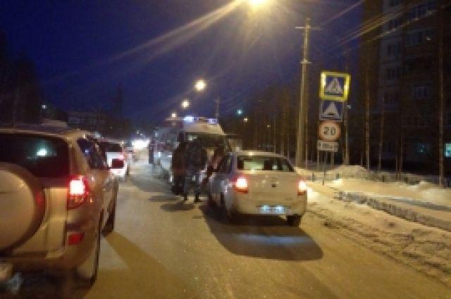 За минувший год водитель LADA Largus 11 раз привлекалась к ответственности за нарушение правил дорожного движения.