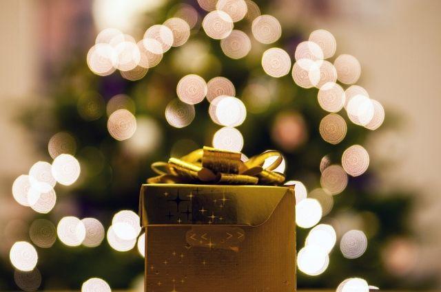 Добровольцы вручили новогодние подарки более 600 пожилым тюменцам
