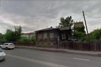 Дом по улице Вейнбаума, 23 в Красноярске.