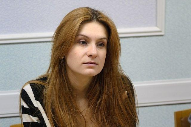 Отец Бутиной заявил, что не может связаться с дочерью больше недели