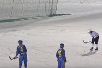 Победу гостям принёс точный удар Ивана Кораблина с 12-метрового за пять минут до финального свистка.