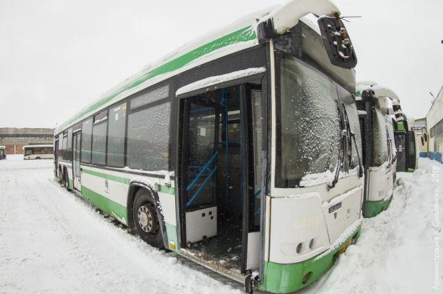 Видеокамеры проследят за пунктуальностью автобусников в Хабаровске.