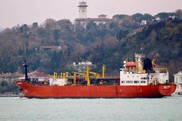 Восемь спасенных после ЧП на судах в Черном море являются гражданами Турции