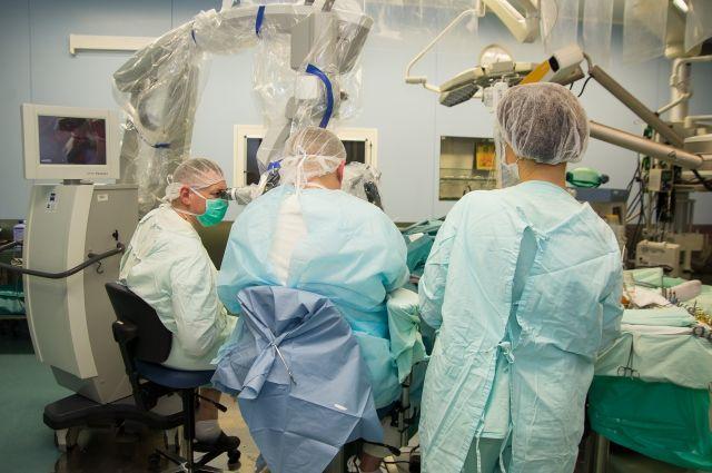 Кубанские врачи восстановили пациенту язык из предплечья