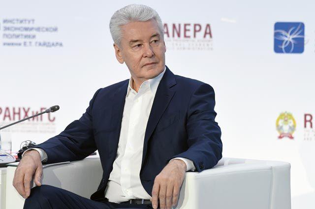 Сергей Собянин: «За предыдущие годы мы пережили серьёзную турбулентность, тем не менее приоритетом сделали развитие инфраструктуры Москвы».
