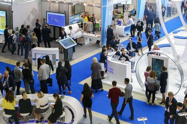 «Московскую электронную школу» представляли на выставке-форуме «Город образования».