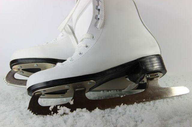В Грачевском районе ребенок сломал позвоночник, катаясь на коньках.