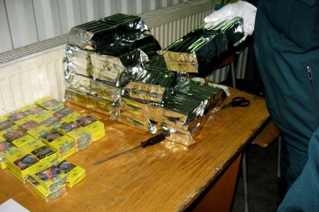 Калининградец пытался незаконно вывезти сигареты в Польшу