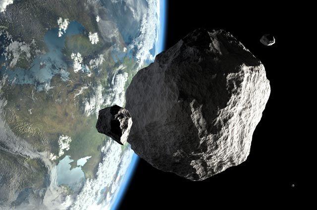 К нам летит Апофис. Столкнется ли Земля с астероидом?