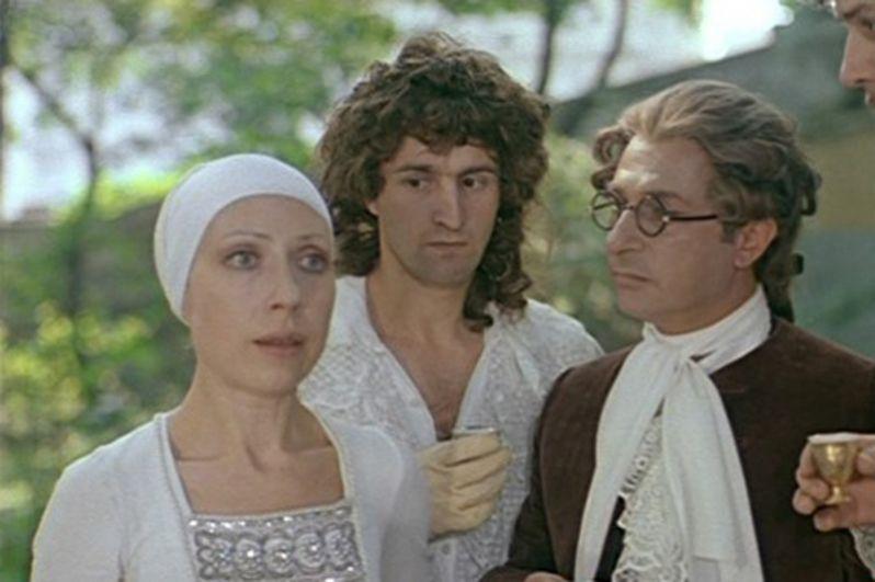 «Тот самый Мюнхгаузен» (1979) — Феофил Мюнхгаузен, сын барона.