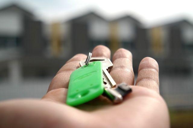 В Ярково 64 человека получили ключи от новых квартир