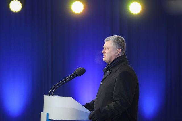 Порошенко заявил о невозможности введения для Донбасса особого статуса
