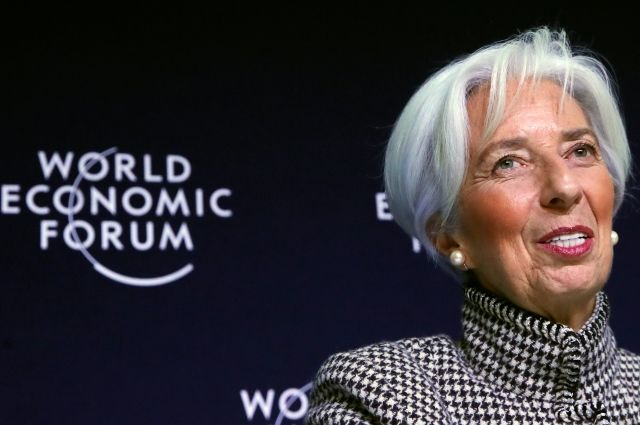 МВФ и главы компаний прогнозируют замедление роста мировой экономики