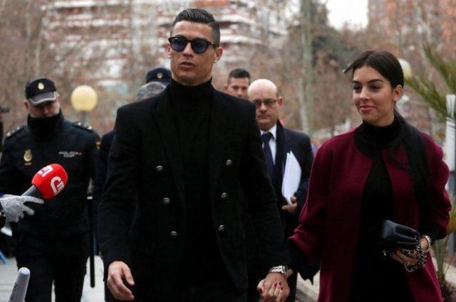 Криштиану Роналду получил приговор суда в Испании