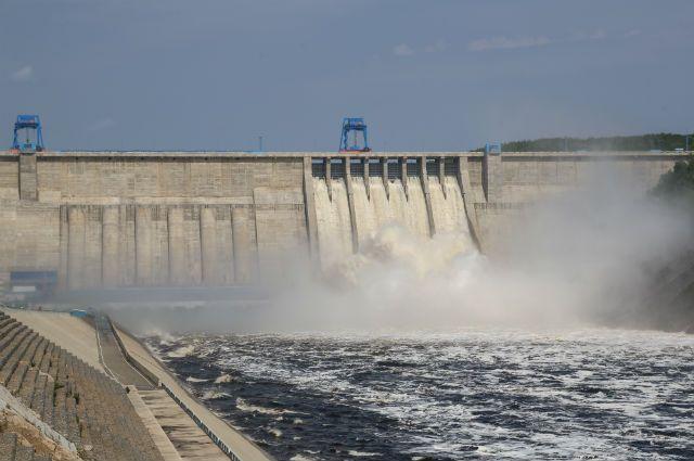 Военные инженеры взорвали обрушившуюся у Бурейской ГЭС сопку
