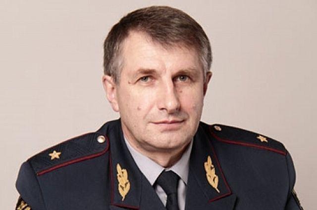 Замглавой Оренбурга назначен экс-руководитель ФСИН Иркутской области