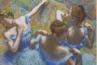 Балерины Эдгара Дега.