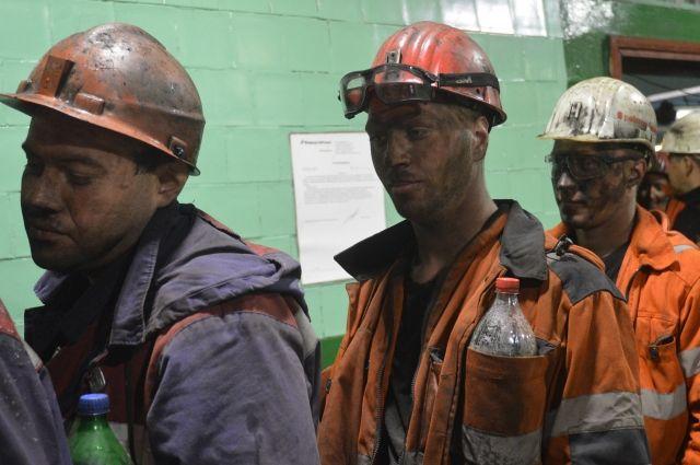 Из блока шахты «Воргашорская» в Коми эвакуировали всех горняков