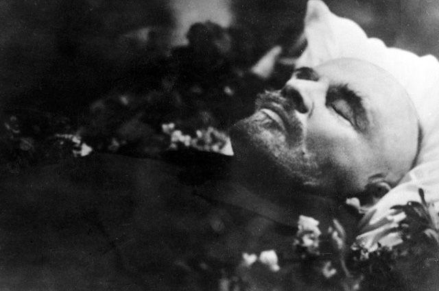 Похороны Ленина.
