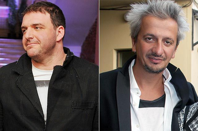 Максим Виторган и Константин Богомолов.