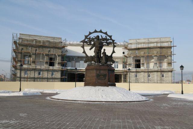 Художественный музей в Барнауле