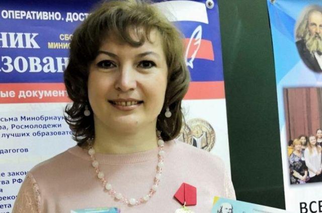 Педагог–психолог из Оренбурга стала лучшей на всероссийском конкурсе