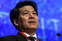 Чрезвычайный и полномочный посол КНР в России Ли Хуэй.