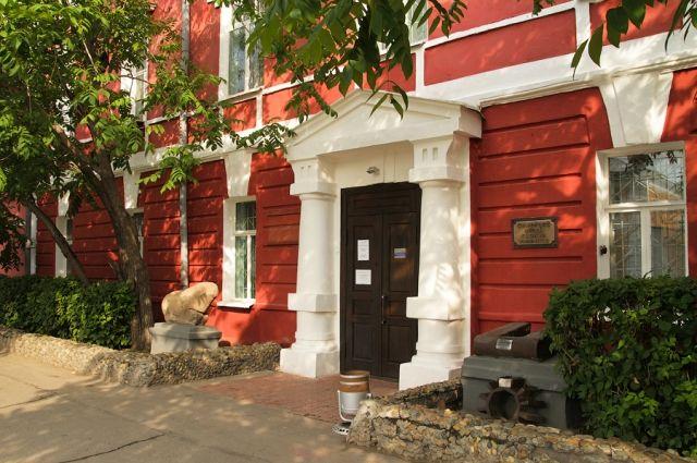 Алтайский краеведческий музей