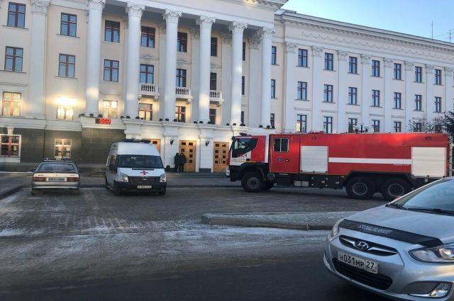 20 зданий обследовали в Хабаровске, бомб нет.