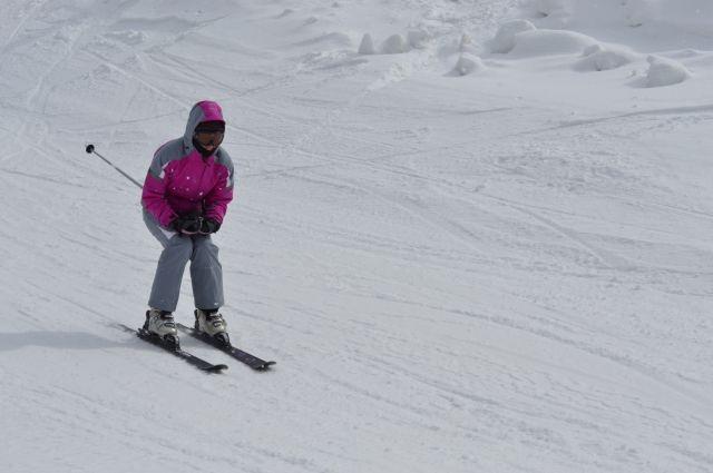 Тюменцев научат кататься на лыжах