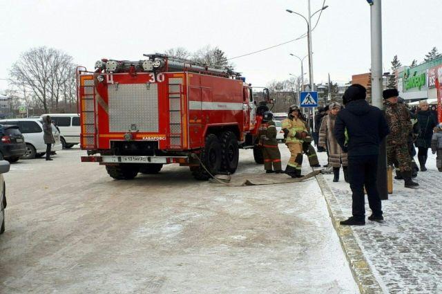 Сообщения о взрывных устройствах в Хабаровске не подтверждаются.
