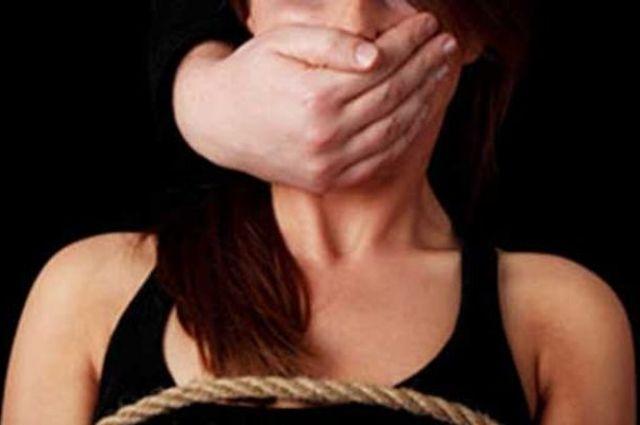 Сексуальное рабство и торговля людьми