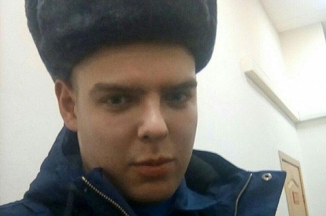 Сергей Ручкин умер, успев отслужить в армии пять дней.