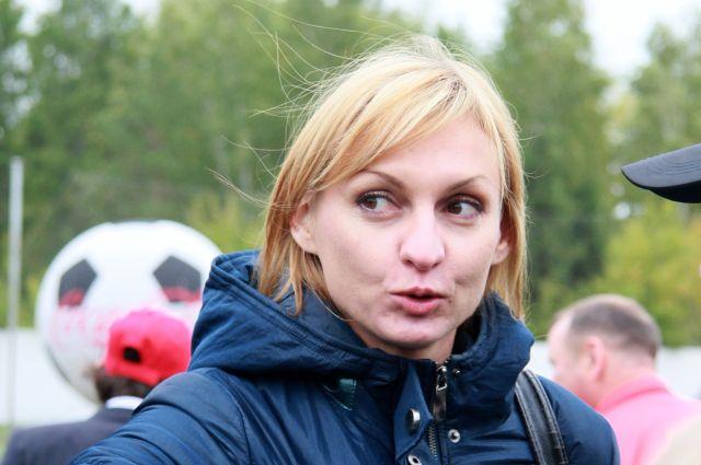 Легкоатлетка Татьяна Котова давно не живет в Алтайском крае, но здесь ее по-прежнему считают алтайской.