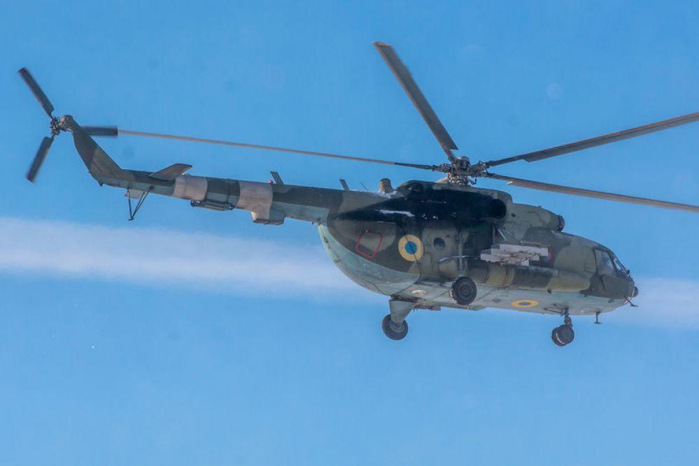 В Полтавской области начались летно-методические сборы армейской авиации Сухопутных войск ВСУ.