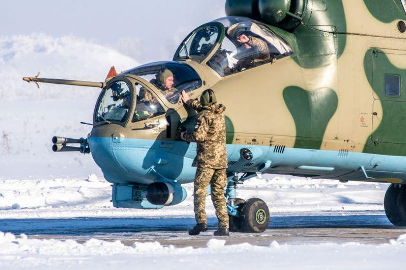 Вооруженные силы Украины в 2019 году примут участие в международных учениях и в 250 мероприятиях оперативной подготовки.