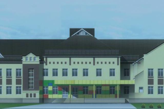 В селе Овгорт готовятся к строительству новой школы на 240 мест